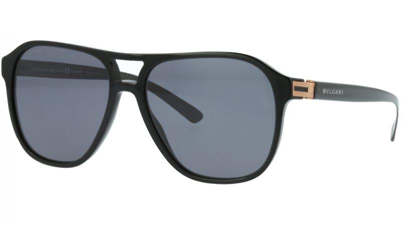 Bvlgari BV7034 501/81 57 Black Sunglasses
