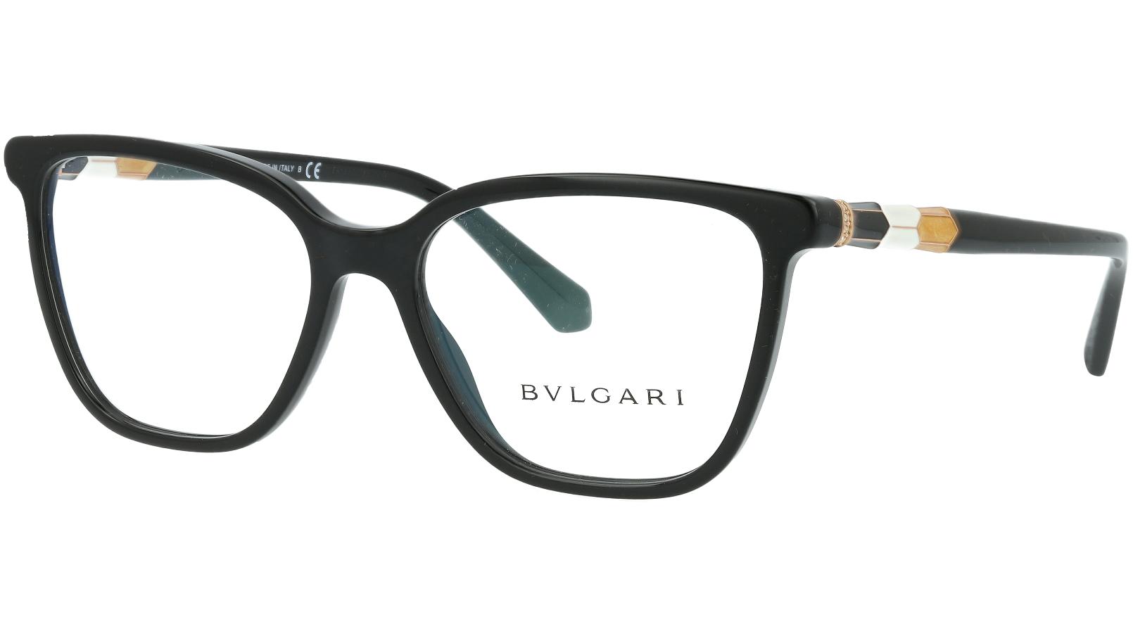 BVLGARI BV4184B 501 54 BLACK Glasses