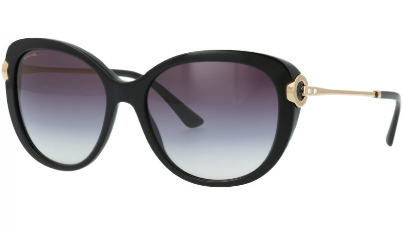 Bvlgari BV8194B 501/8G 57 Black Sunglasses