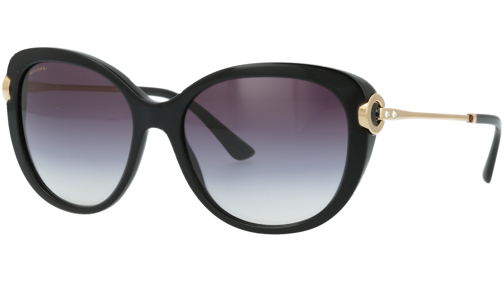 BVLGARI BV8194B 501/8G 57 BLACK Sunglasses