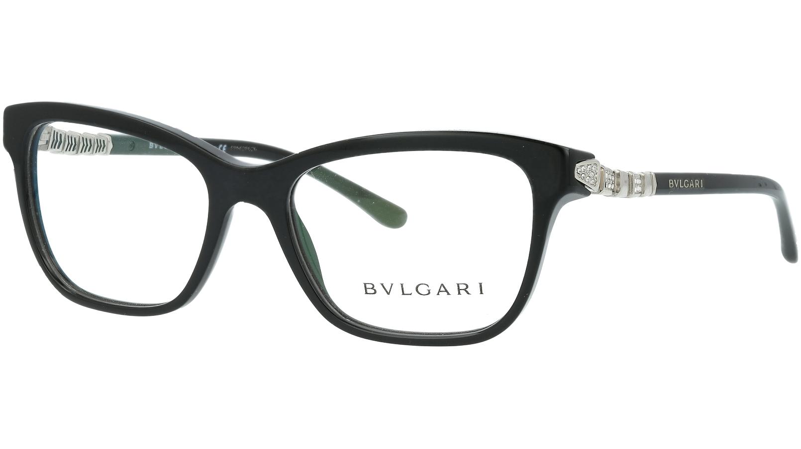 BVLGARI BV4088 501 53 BLACK Glasses