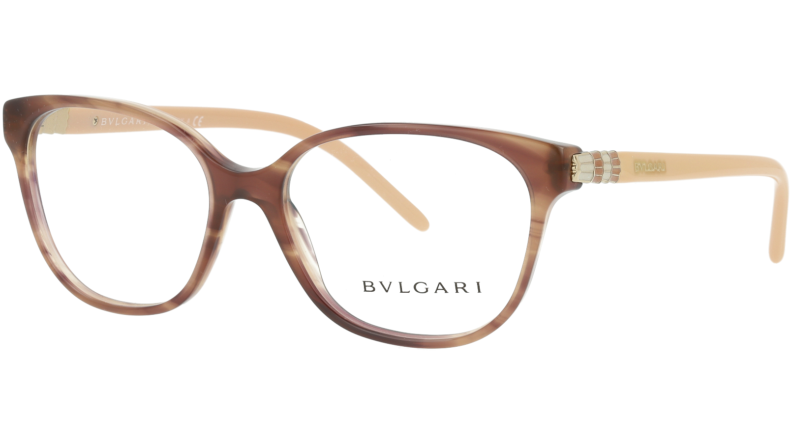 BVLGARI BV4105 5240 54 BROWN Glasses