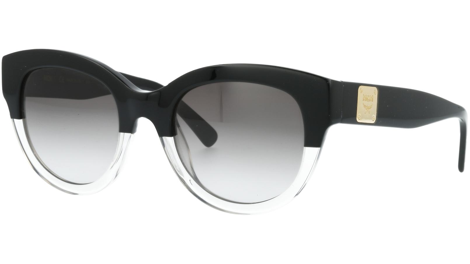 MCM MCM608S 003 53 BLACK Sunglasses