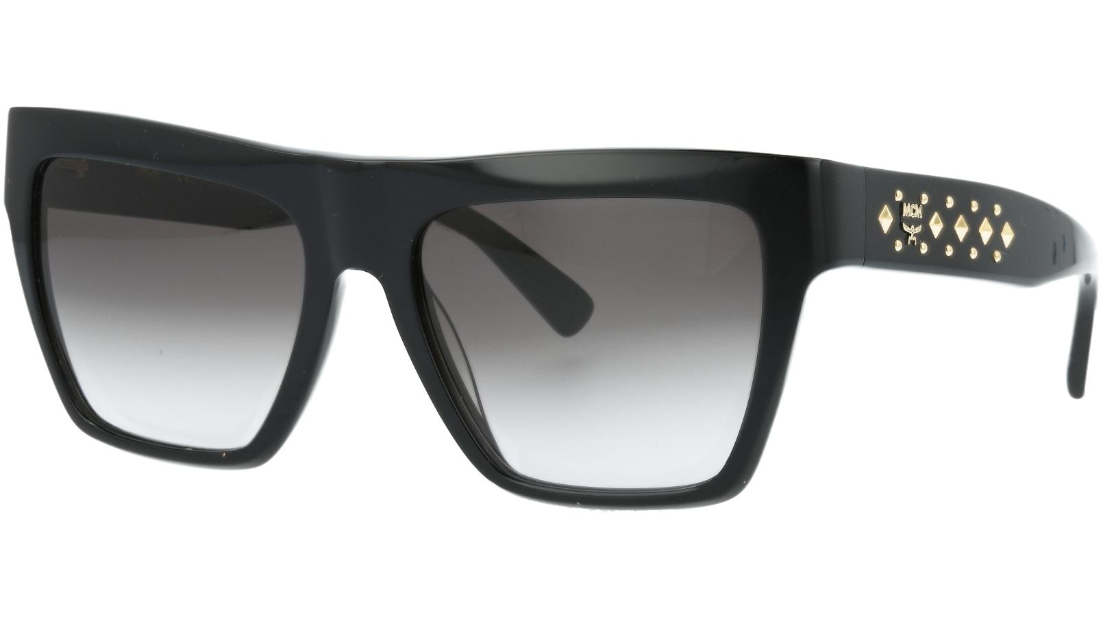 MCM MCM601S 001 55 BLACK Sunglasses