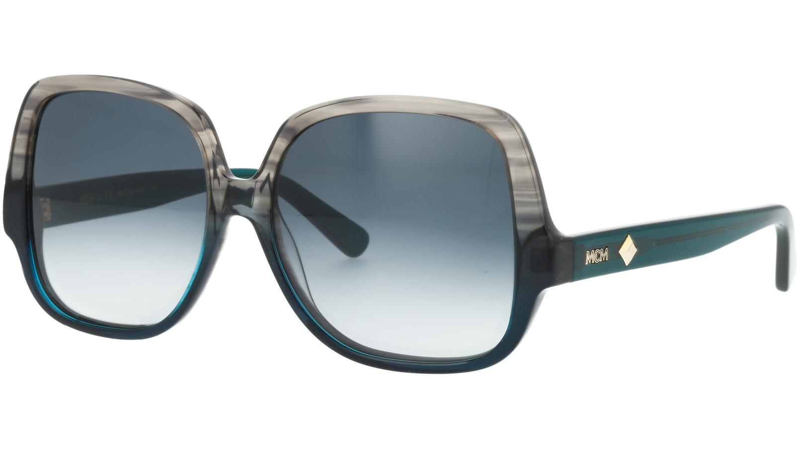 MCM MCM614S 025 58 STIRIPED Sunglasses