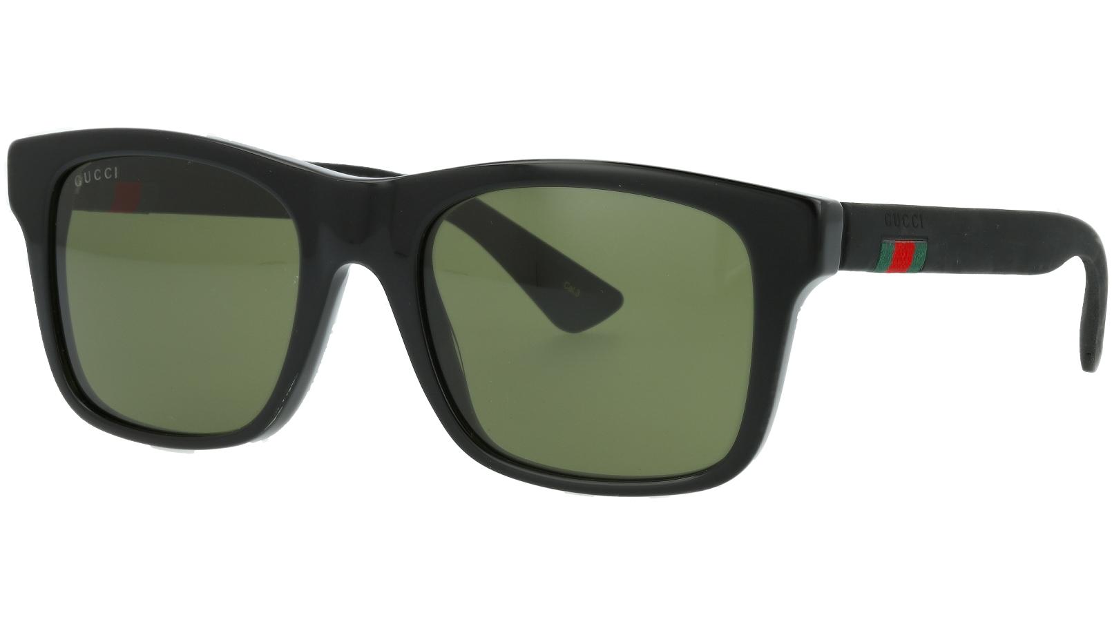 GUCCI GG0008S 001 53 BLACK Sunglasses