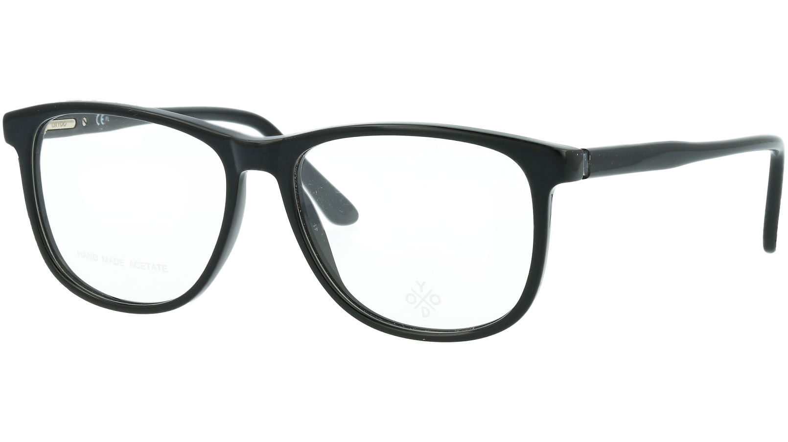 Oxydo OX539 807 53 Black Glasses