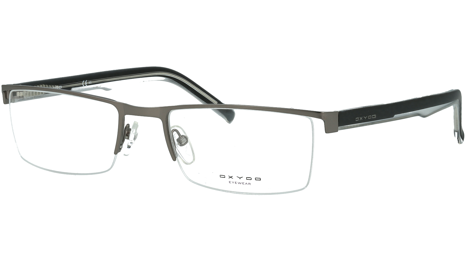 Oxydo OX504 0UR 55 Ruthenium Glasses