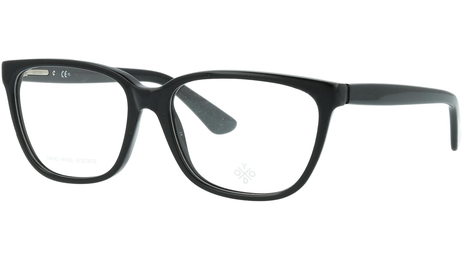 Oxydo OX545 807 54 Black Glasses