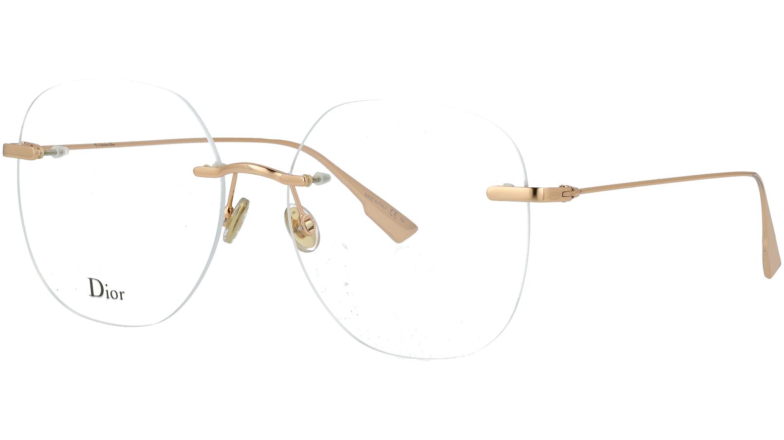 Dior StellaireO6 DDB 56 Copper Sunglasses