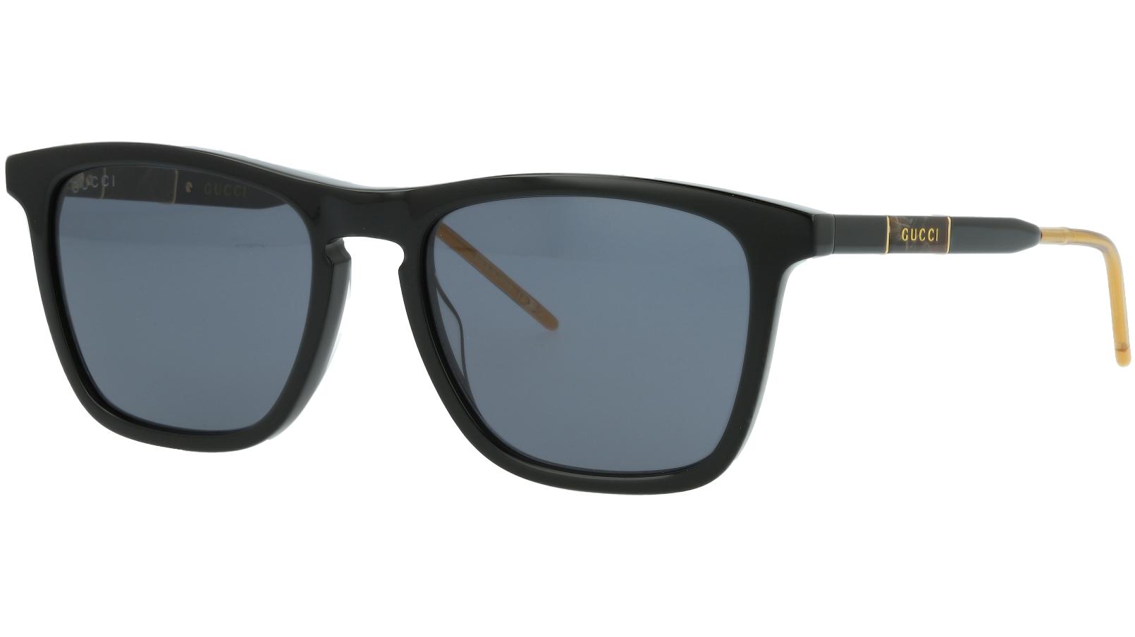 Gucci GG0843S 001 55 Black Square Sunglasses