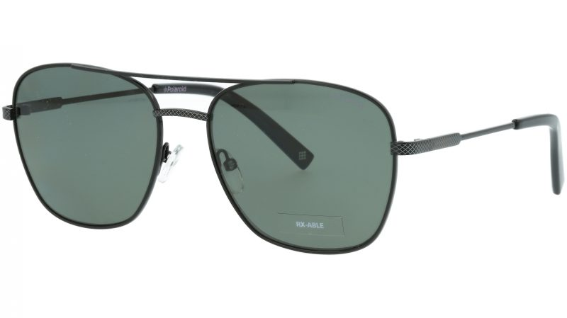 Polaroid PLD2068/S/X 807UC 58 Black Sunglasses
