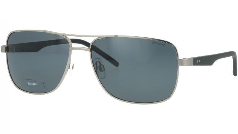 Polaroid PLD2042/S FAEY2 59 Ruthenium Sunglasses