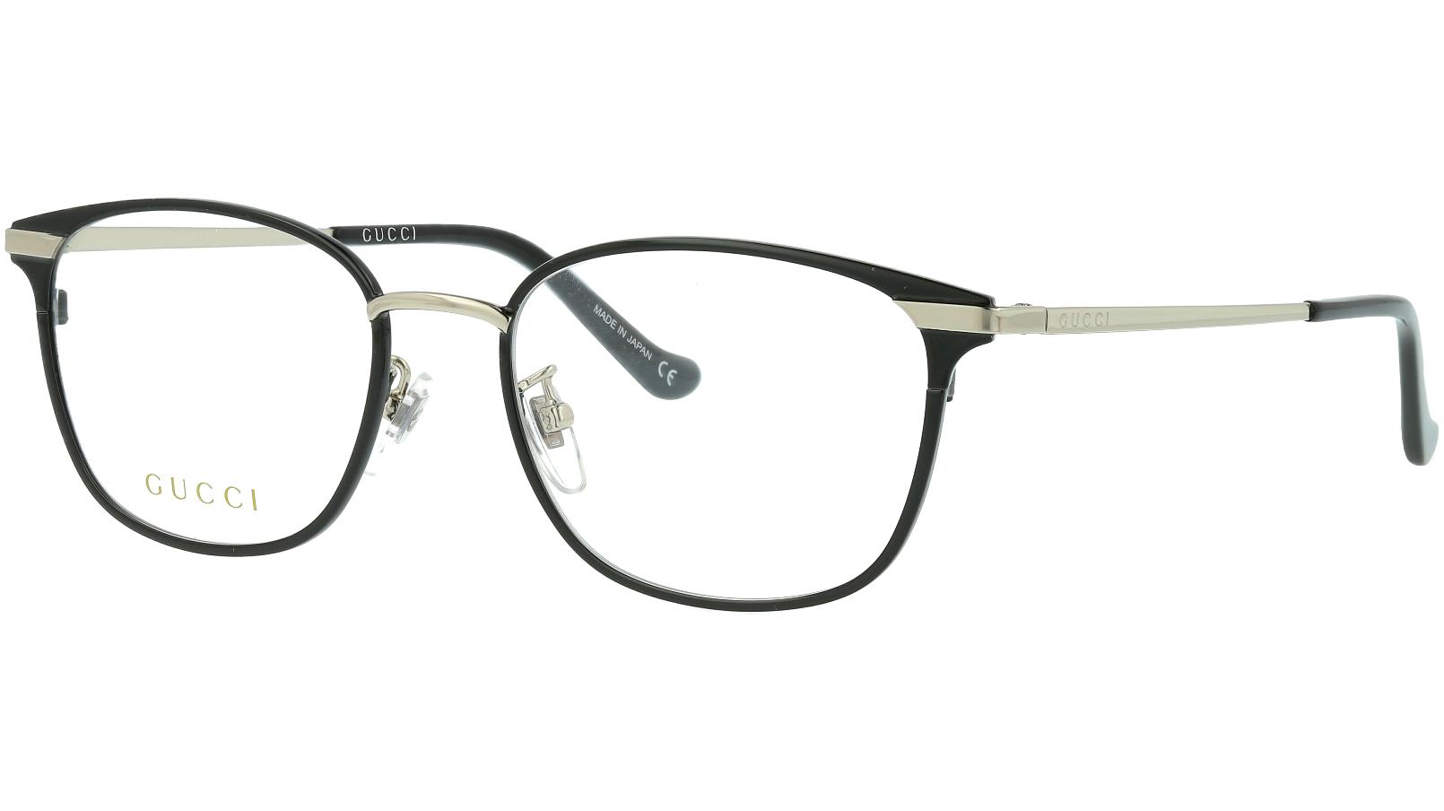 Gucci GG0864OA 002 53 Black Glasses