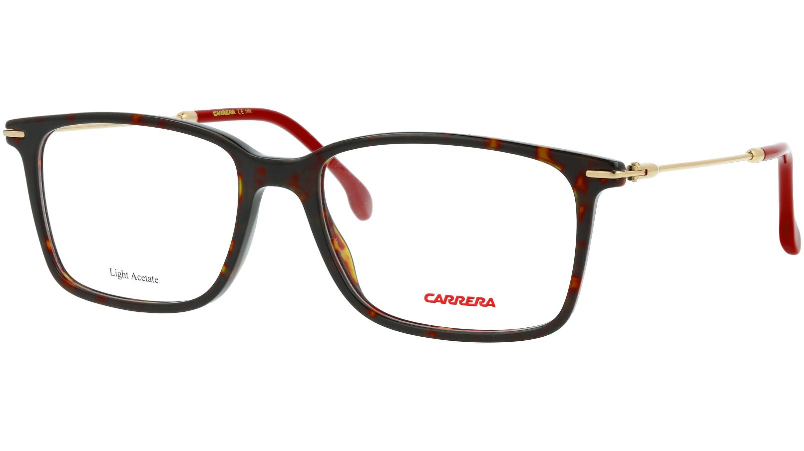 Carrera 205 AU2 55 Red Glasses