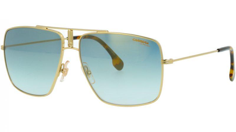 Carrera 1006/S 06JEZ 60 Gold Sunglasses