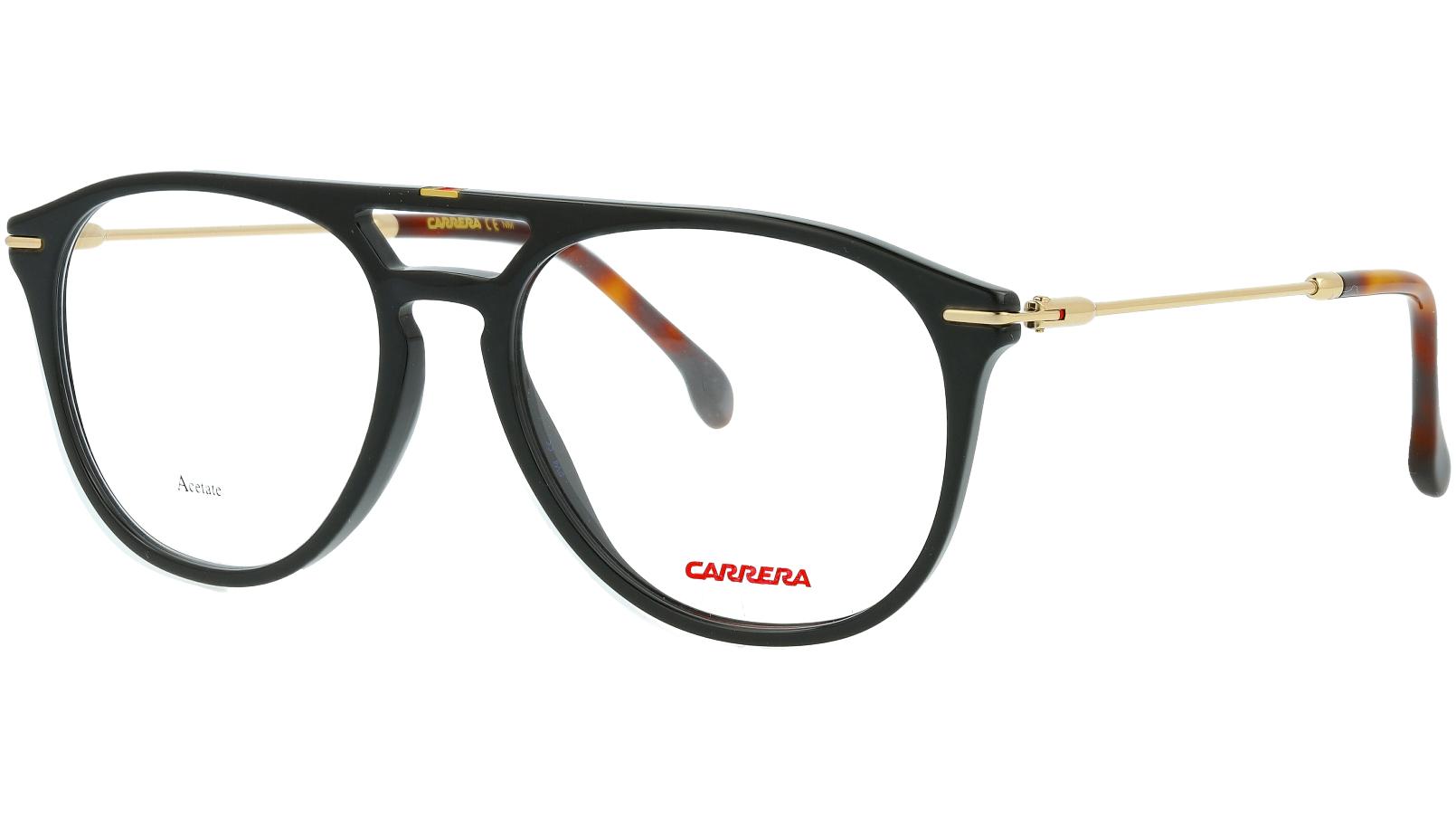 CARRERA CARRERA 168/V 807 53 BLACK Glasses
