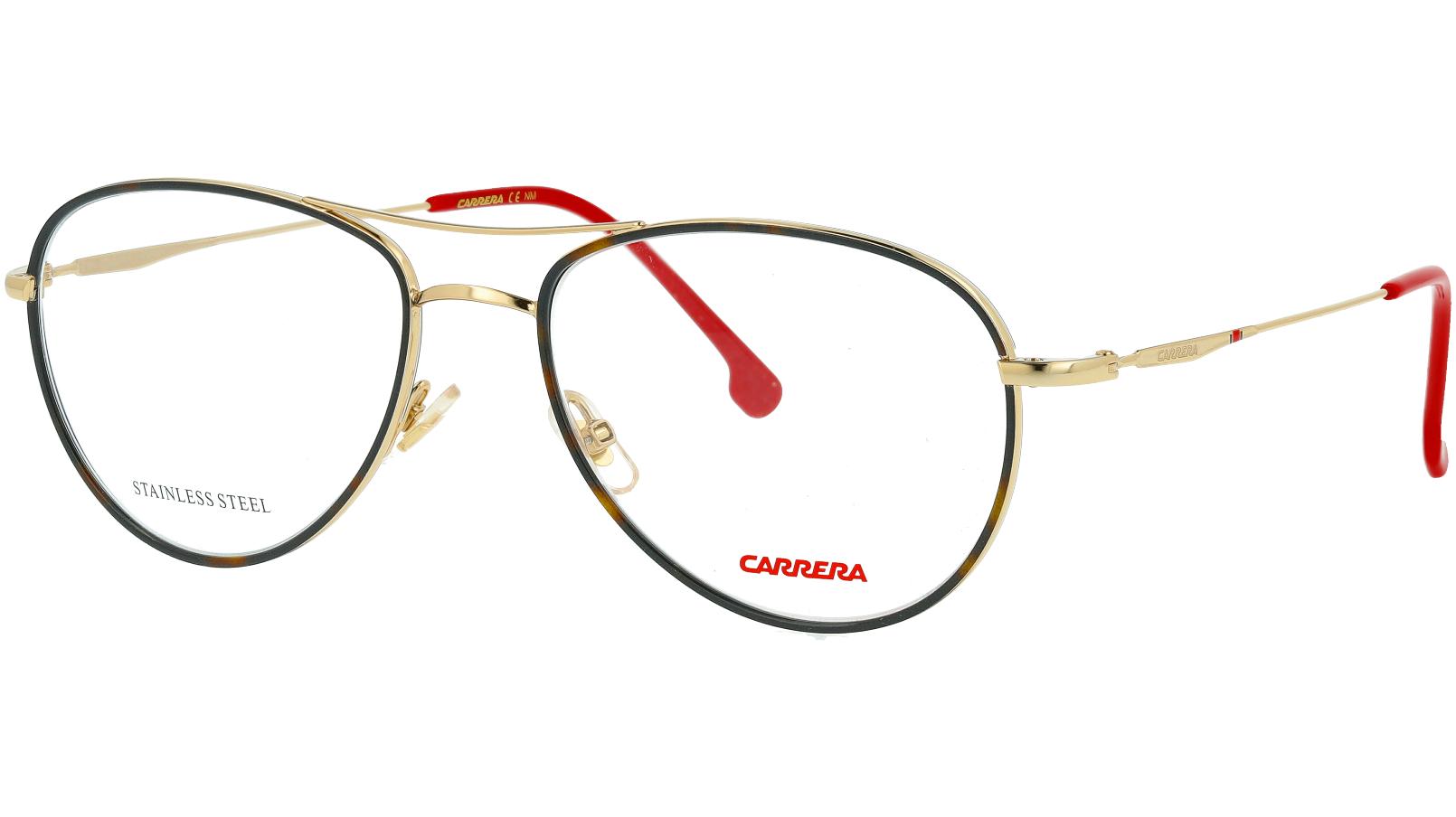 CARRERA CARRERA 169/V 06J 56 GOLD Glasses