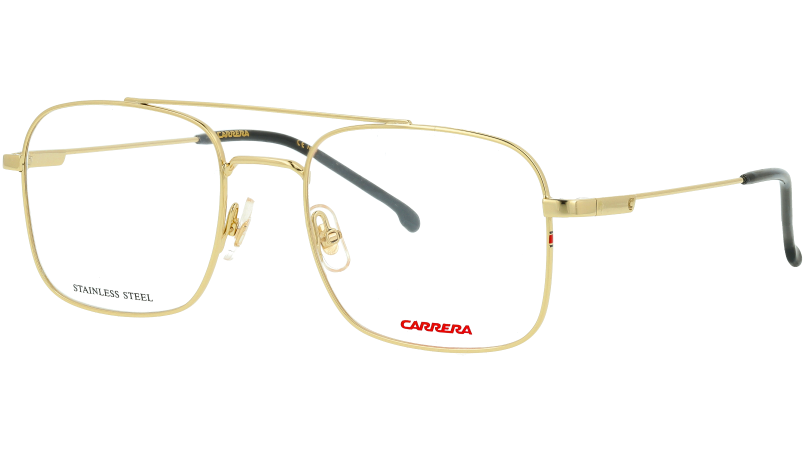 Carrera 2010T J5G 51 Gold Glasses