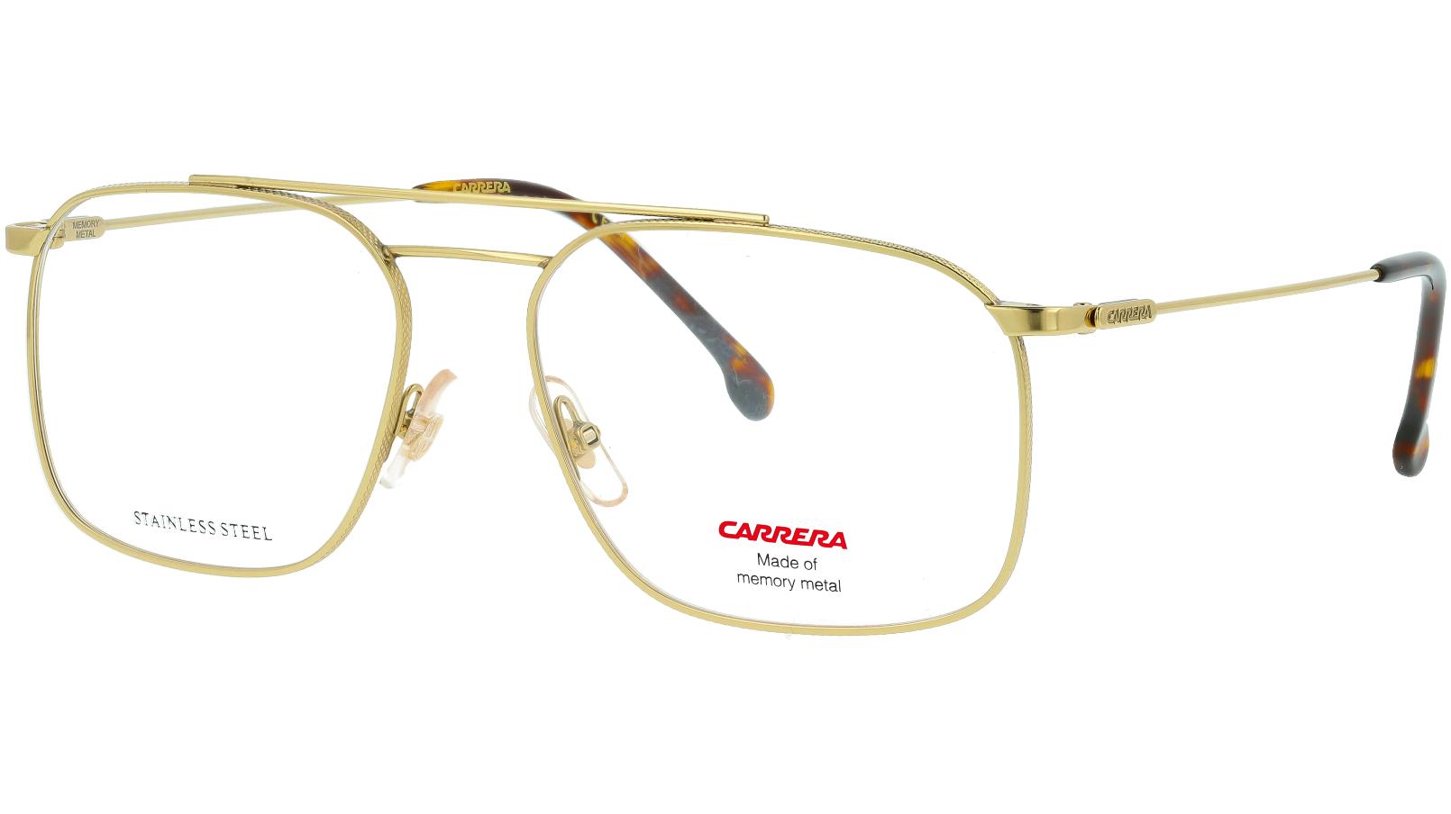 CARRERA CARRERA 189 J5G 57 GOLD Glasses