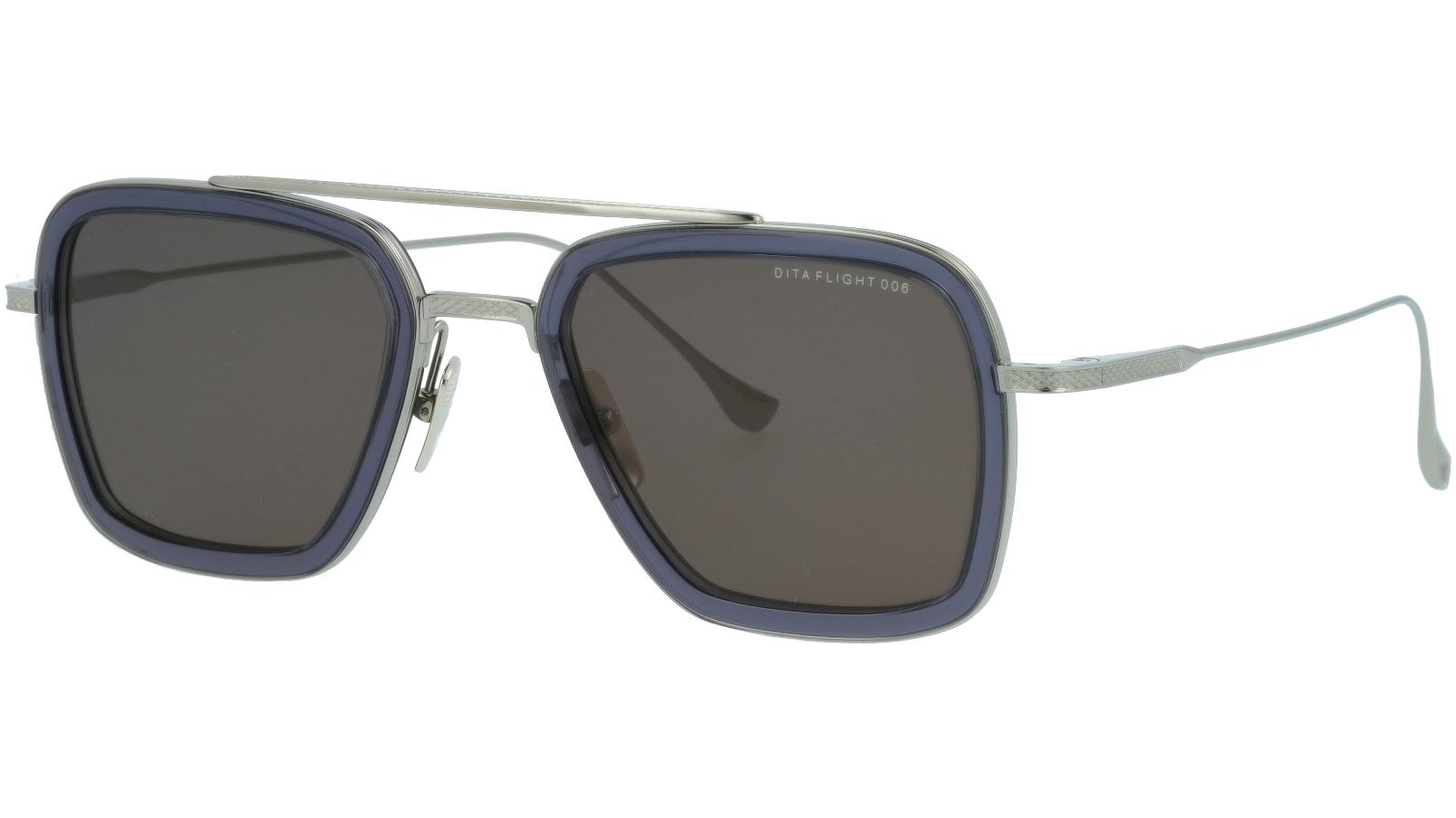 DITA FLIGHT.006 DRX7806 G-SMOKE 52 PALLADIUM Sunglasses