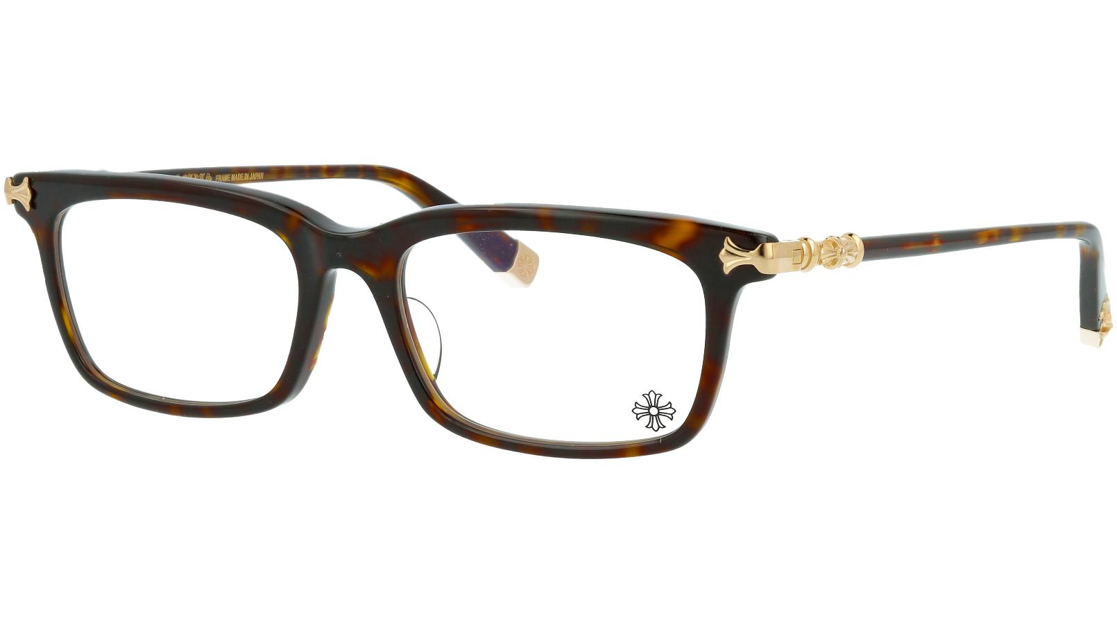 CHROME HEARTS FUN HATCH-A 12Y 54 MDT Glasses
