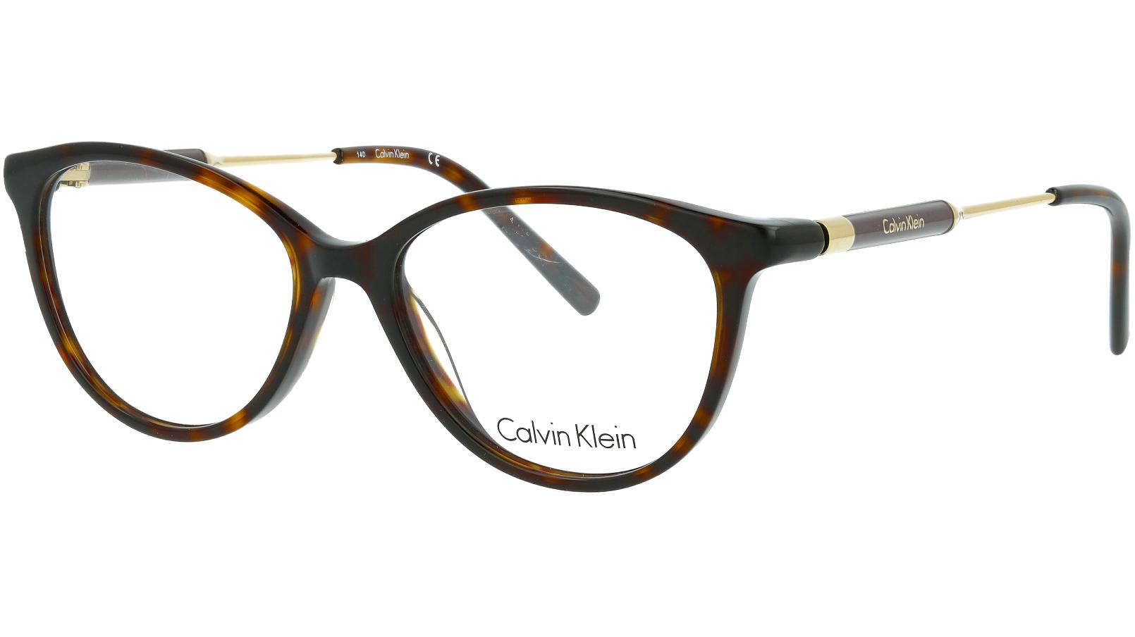 Calvin Klein CK5986 234 52 Havana Glasses