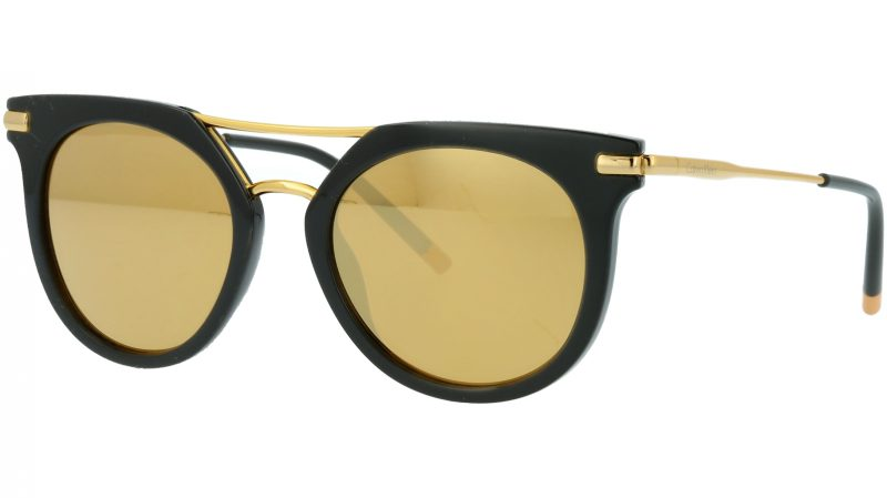 Calvin Klein CK1232S 002 52 Black Sunglasses