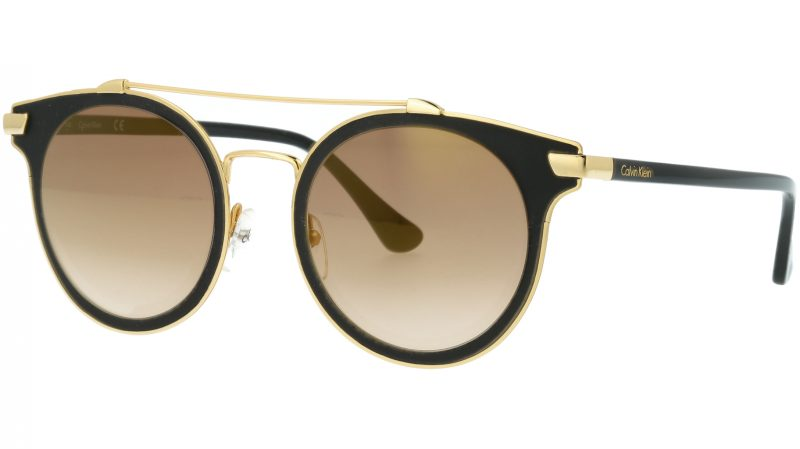 Calvin Klein CK2149S 001 50 Black Sunglasses