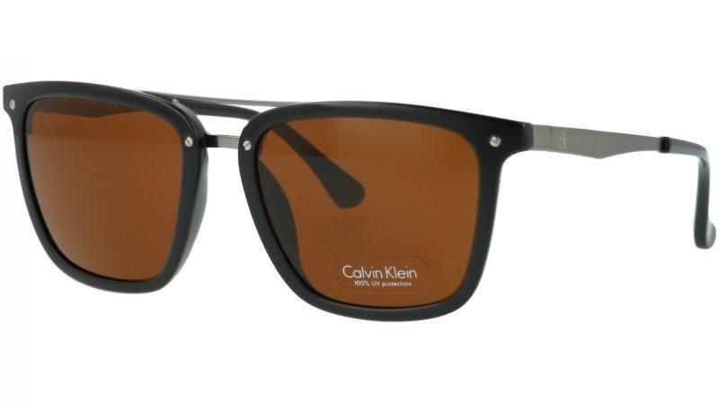 Calvin Klein CK1214S 001 54 Black Sunglasses
