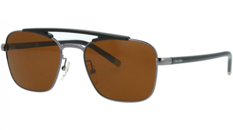 Calvin Klein CK1221S 060 55 Platinum Sunglasses