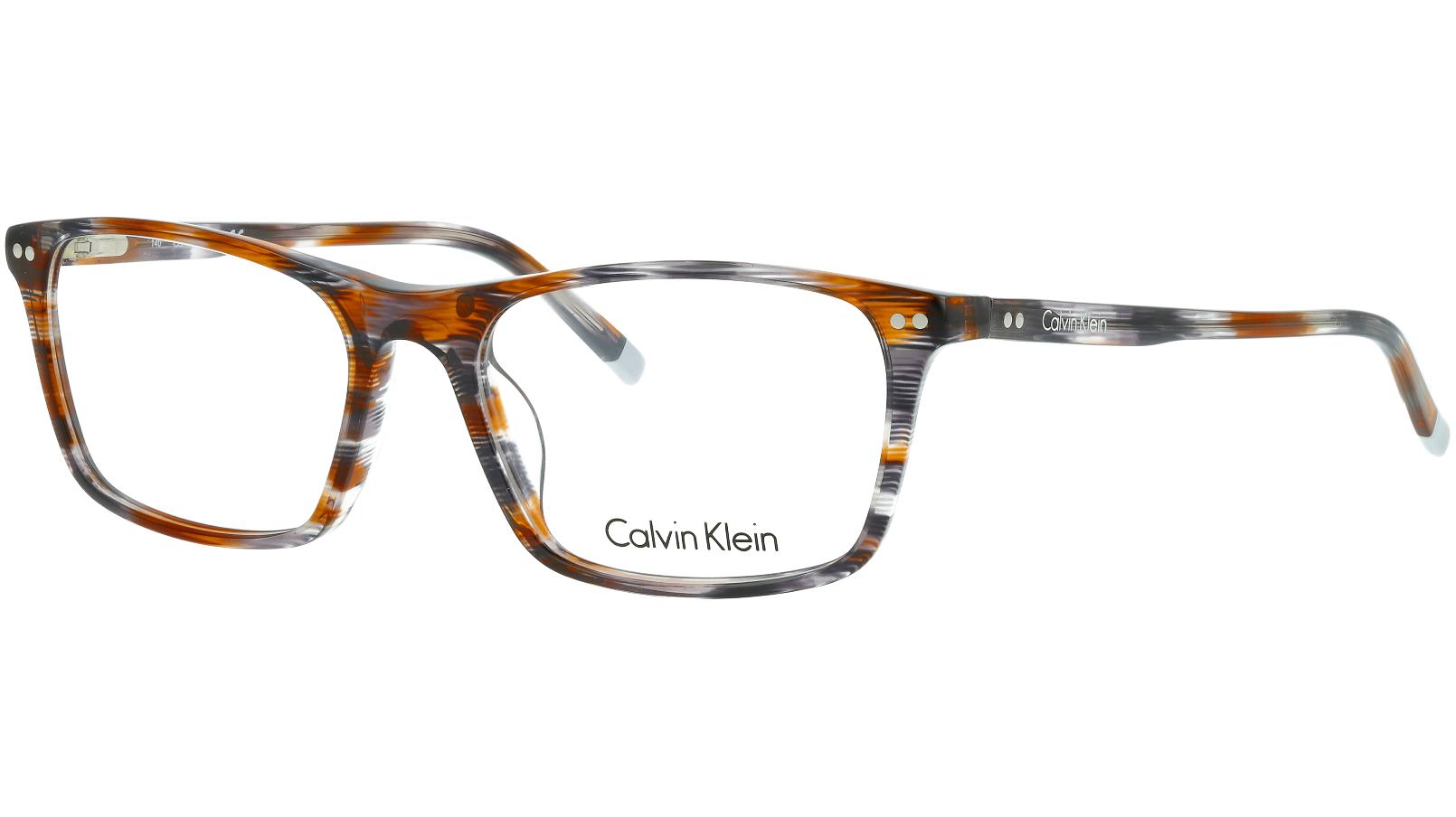 Calvin Klein CK5968 064 53 Havana Glasses