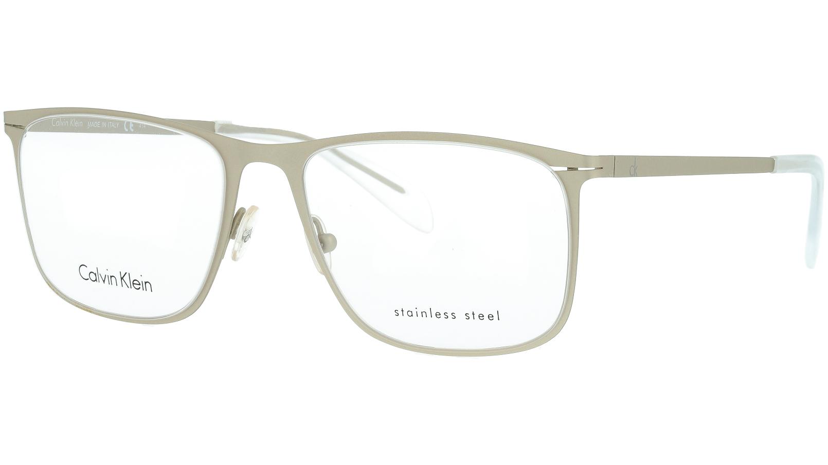 Calvin Klein CK5410 028 53 Silver Glasses