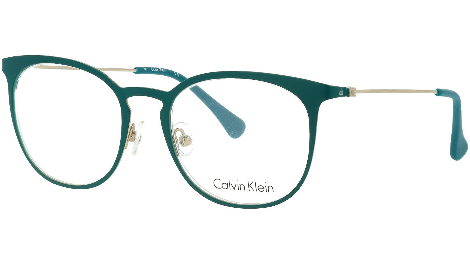 CALVIN KLEIN CK5430 431 50 GREEN Glasses