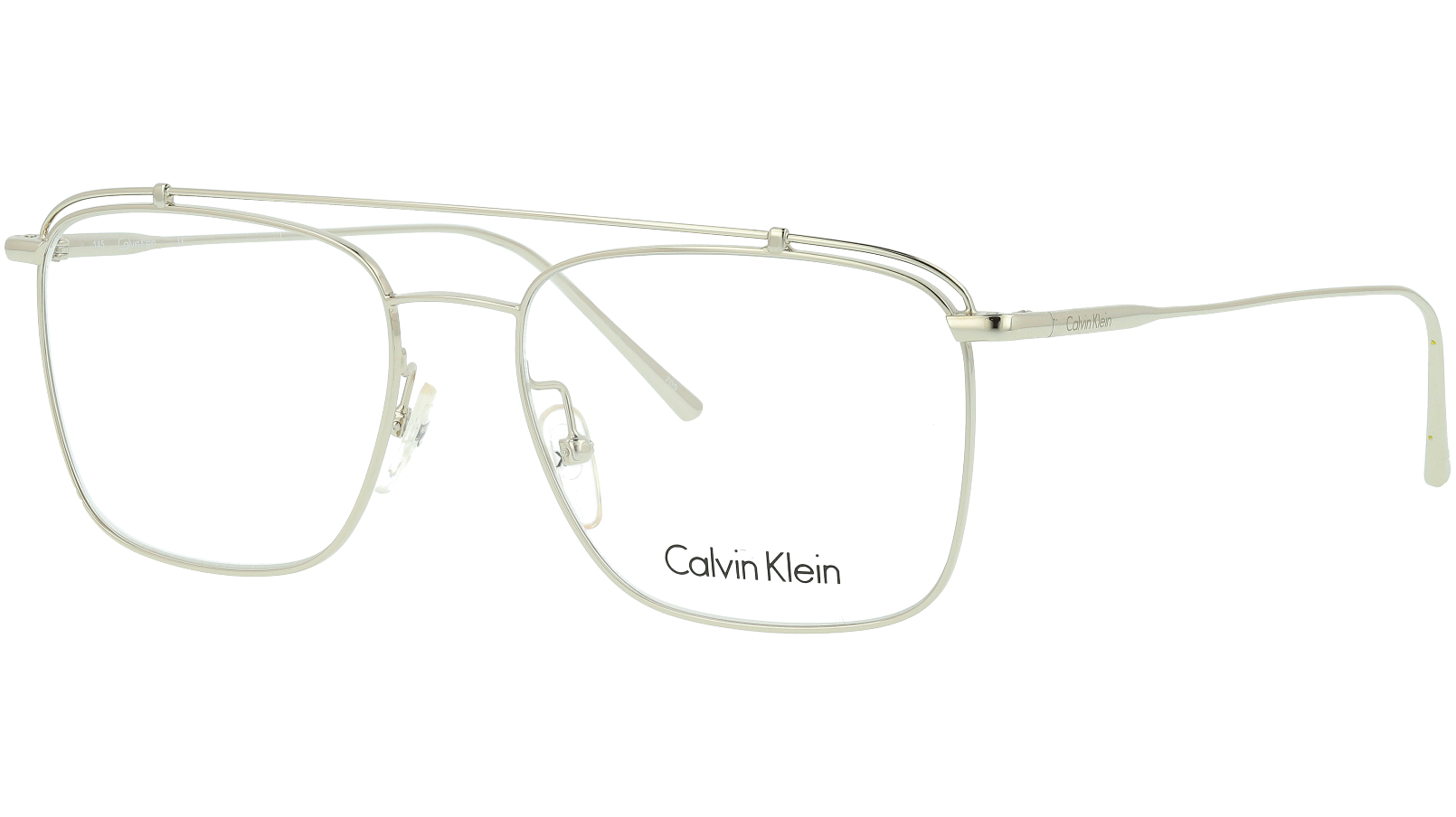Calvin Klein CK5461 046 55 Silver Glasses