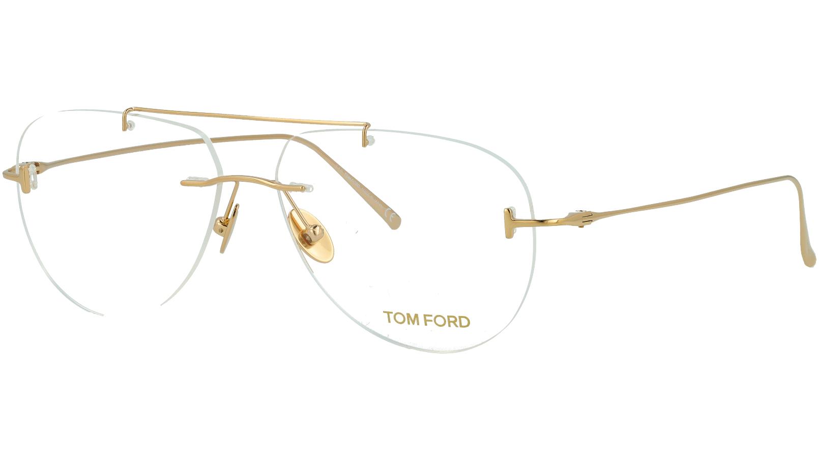Tom Ford FT5679 028 56 Shiny Glasses