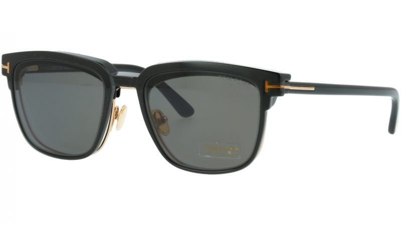 TOM FORD FT5683-B 001 54 SHINY Sunglasses