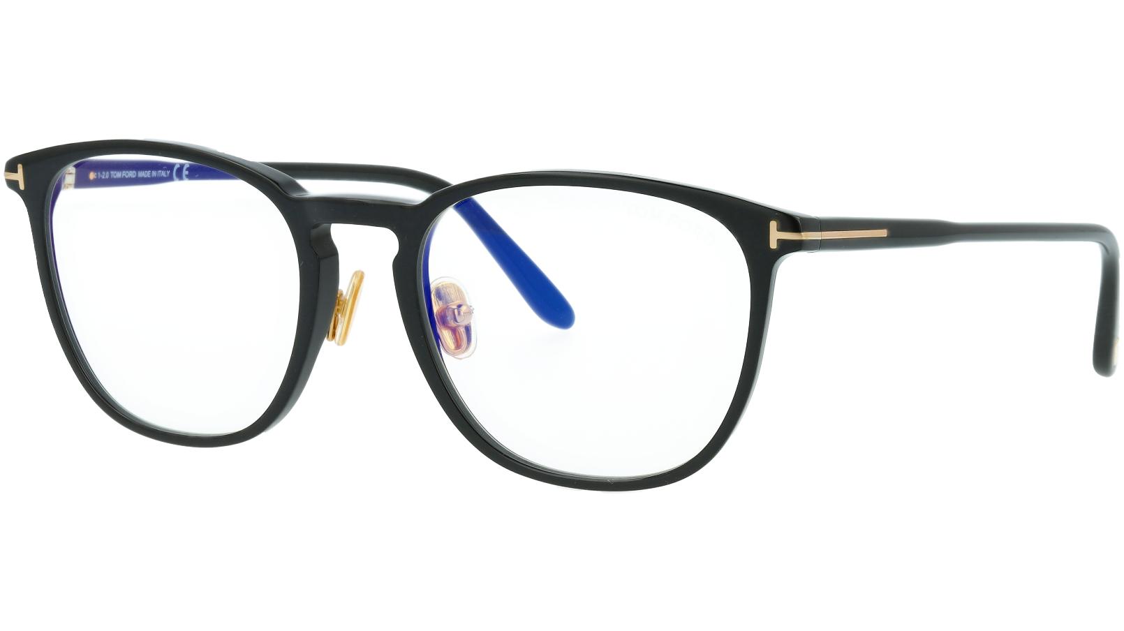 TOM FORD FT5700-B 001 54 SHINY Glasses