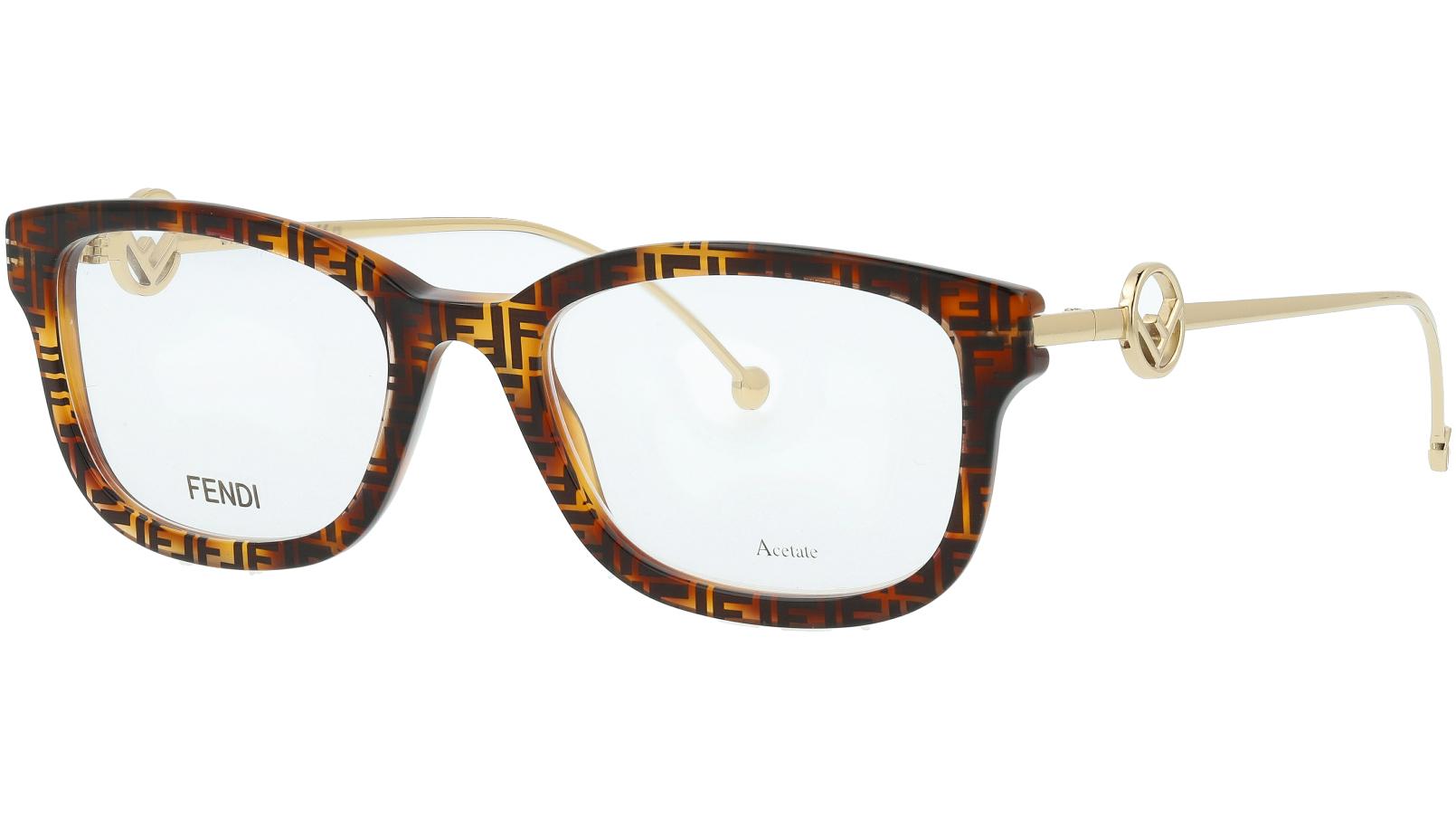 FENDI FF0418 086 51 DARK Glasses