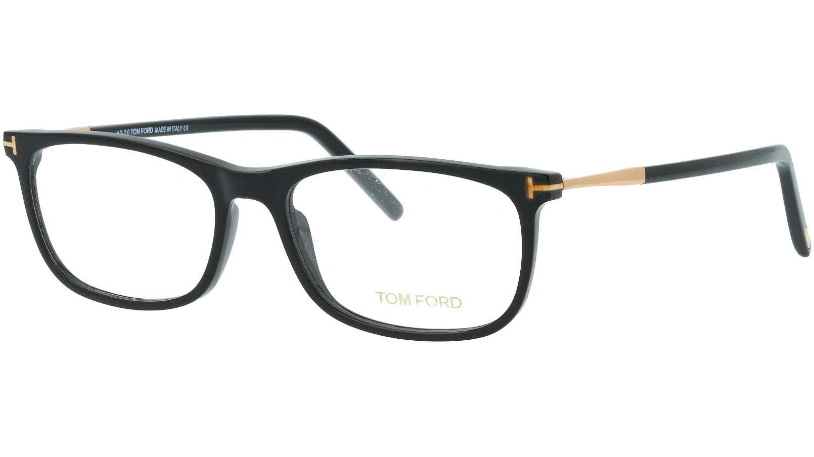 TOM FORD FT5398 001 53 SHINY Glasses