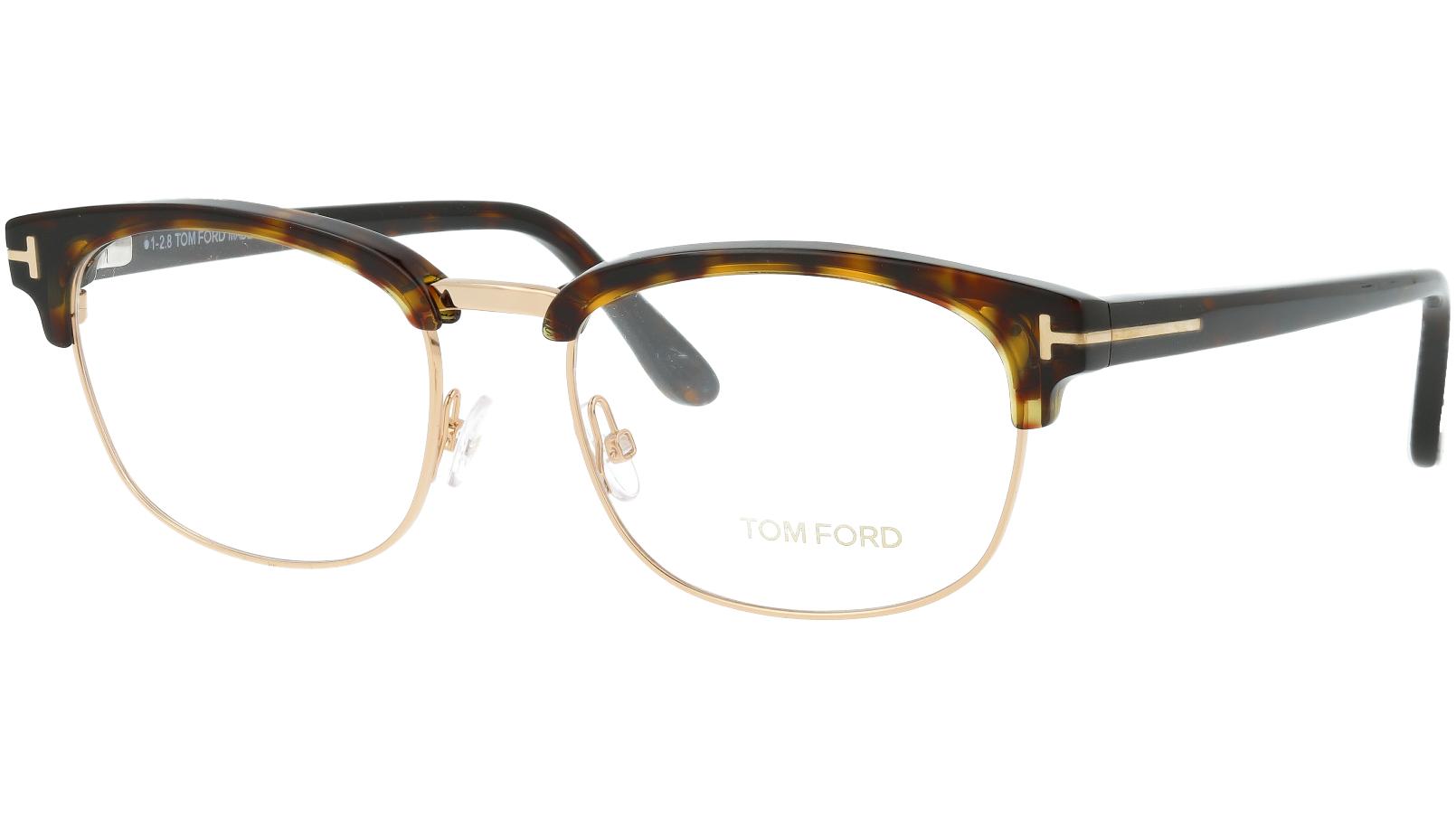 TOM FORD FT5458 052 53 HAVANA Glasses