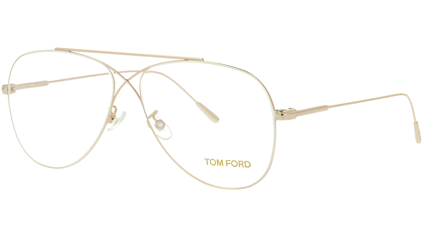 Tom Ford FT5531 028 56 Shiny Glasses