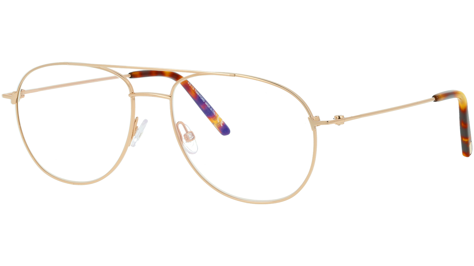 Tom Ford FT5581-B 028 55 Shiny Glasses