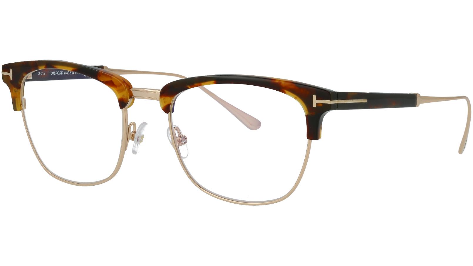 Tom Ford TF5590-B 055 50 COLOURED Glasses