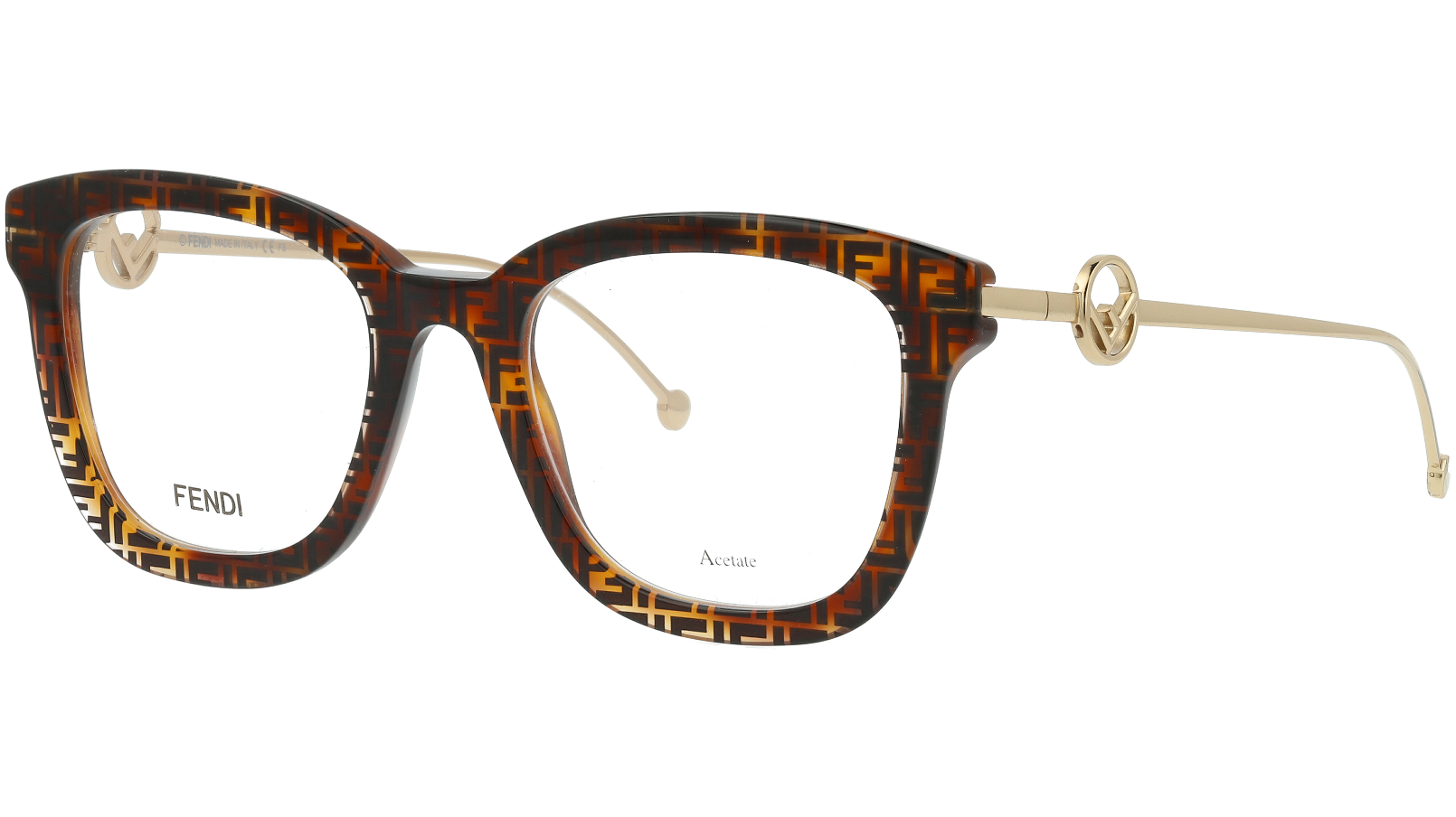 FENDI FF0419 086 50 DARK Glasses