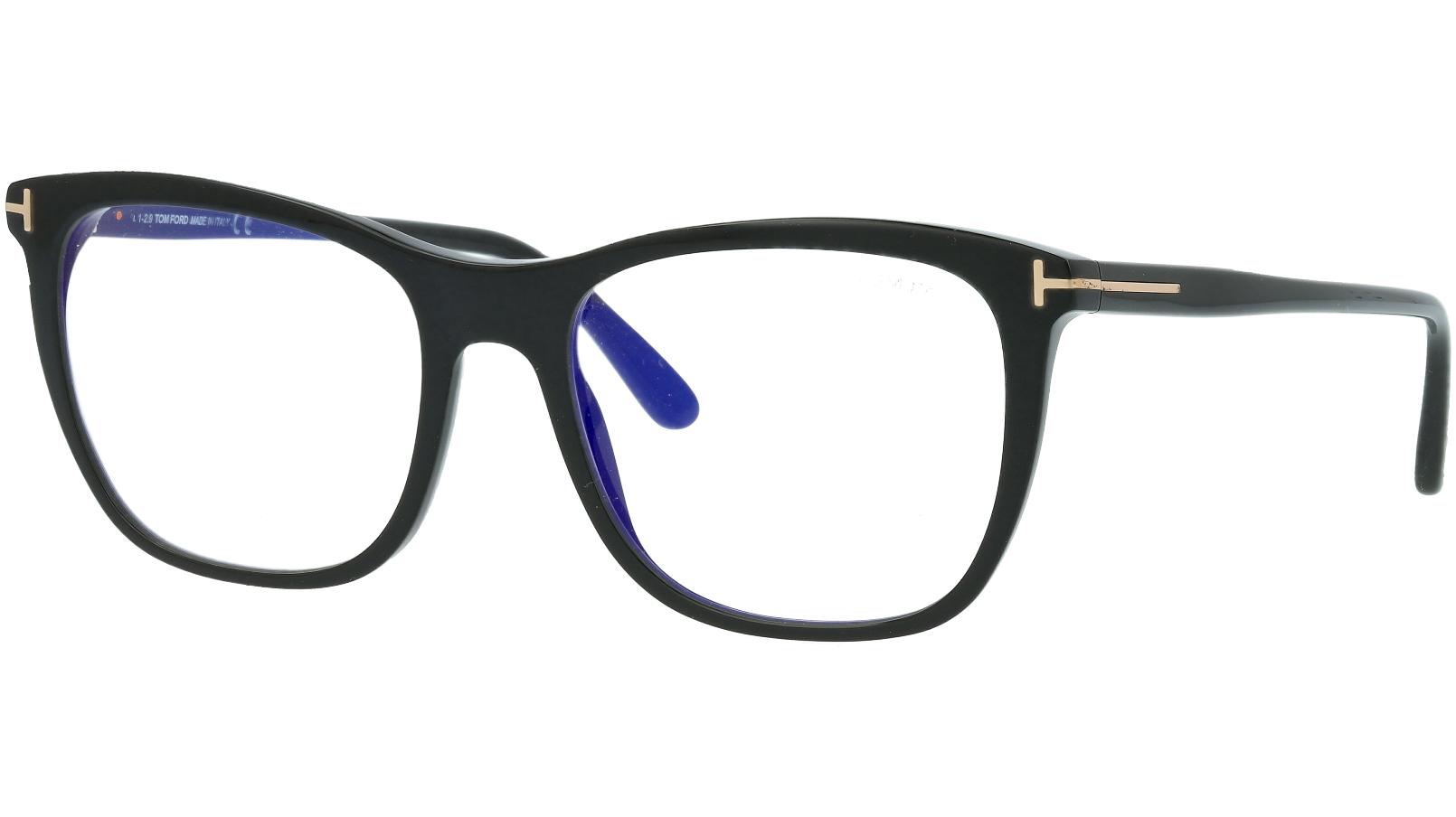 TOM FORD FT5672-B 001 54 SHINY Glasses