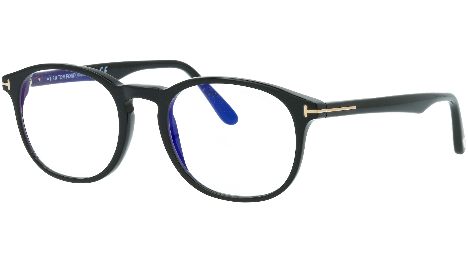 TOM FORD FT5680-B 001 51 SHINY Glasses