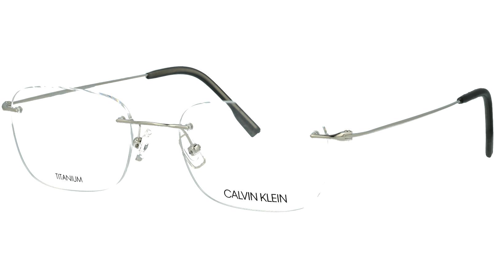 CALVIN KLEIN CK536 030 52 SILVER Glasses