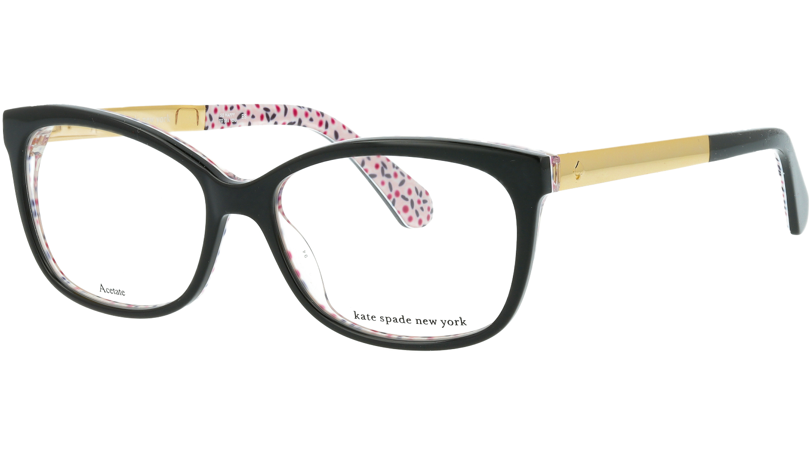 KATE SPADE JODIANN UYY 52 BLACK Glasses
