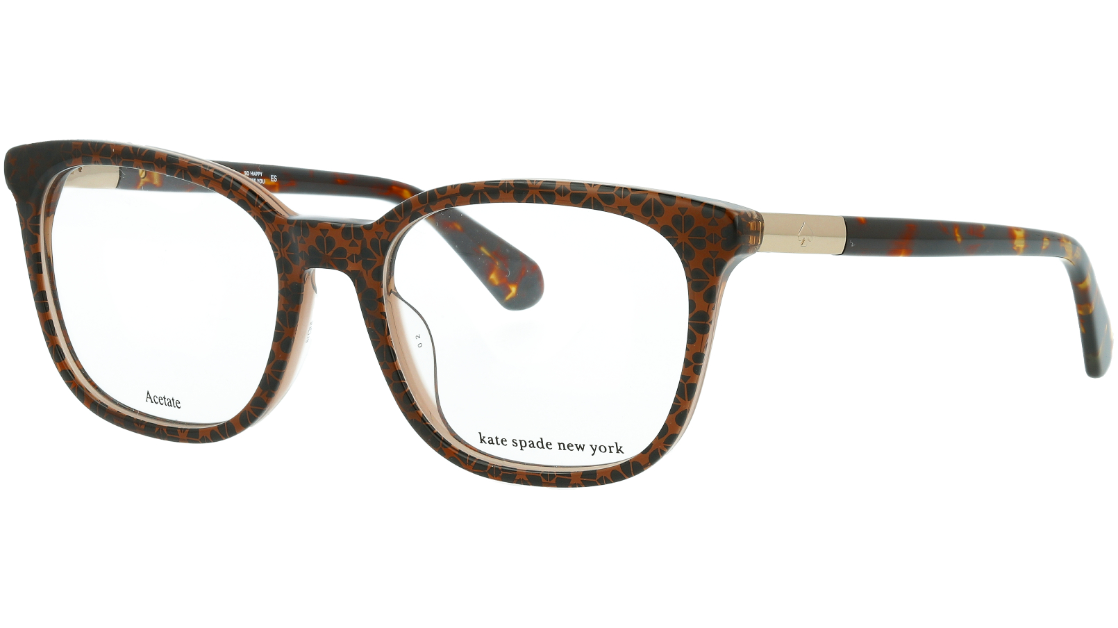 KATE SPADE JALISHA Y1J 51 BROWN Glasses